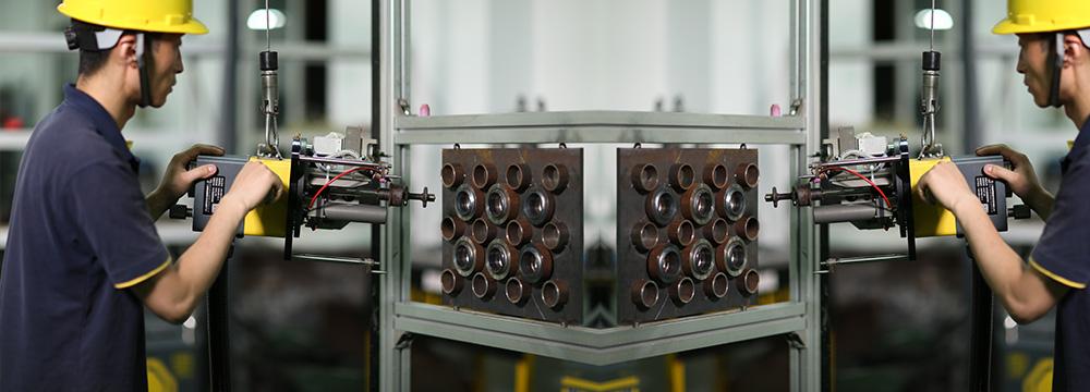 管管自动焊学习现场