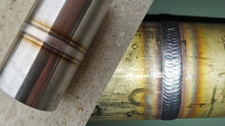 密闭式管管焊机